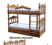 Foto в Мебель и интерьер Мебель для спальни Кровати деревянные цена от 4700 руб.  Кровати в Ярославле 10