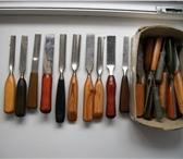 Foto в Хобби и увлечения Разное Набор резцов для ручной резьбы по деревулипе, в Тольятти 200