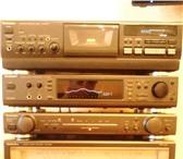 Изображение в Электроника и техника Аудиотехника Продам музыкальный центр Техникс комплектом:1. в Перми 55000