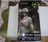 Foto в Компьютеры Комплектующие Sapphire HD 7870 буИдут все игрыHD 7870GHZ в Москве 5200