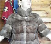 Изображение в Одежда и обувь Женская одежда Абсолютно новое Болеро из цельной норки. в Владимире 40000