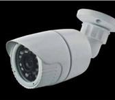 Фотография в Электроника и техника Видеокамеры Уличная IP видеокамера со встроенной ИК-подсветкой. в Ставрополе 7519