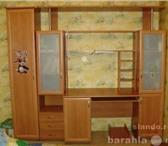Изображение в Мебель и интерьер Мебель для детей Продается б/у уголок школьника. Состояние в Новосибирске 10000