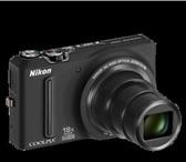 Фотография в Электроника и техника Фотокамеры и фото техника Продам фотоаппарат Nikon COOLPIX S9100 в в Томске 6500