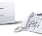 Фото в Телефония и связь Стационарные телефоны Продается офисная аналоговая АТС Panasonic. в Оренбурге 6000