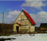 Foto в Недвижимость Сады продаётся дом садовый каркасный,  6х6м,  в Уфе 600000