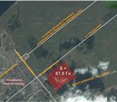 Изображение в Недвижимость Коммерческая недвижимость Первая линия, ровный рельеф, коммуникации, в Ульяновске 0