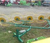 Foto в Авторынок Валкообразователи (грабли) 5 колес.Ширина захвата: 3 метра.Пружинная в Москве 36000