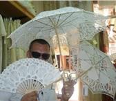 Изображение в Одежда и обувь Аксессуары Продаем кружевные зонтики и веера. С этими в Тольятти 2000