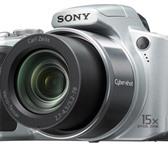 Foto в Электроника и техника Фотокамеры и фото техника очень срочно продам ультразум Sony Cyber в Москве 0