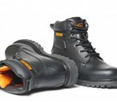 Фото в Одежда и обувь Мужская обувь Ботинки кожаные НОВЫЕ! Цвет черный, демисезонные в Москве 950