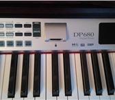 Фотография в Хобби и увлечения Музыка, пение Продам Цифровое пианино MEDELI DP-680.Цвет в Екатеринбурге 35000