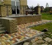 Изображение в Строительство и ремонт Ландшафтный дизайн Укладка тротуарной плитки любой сложности в Самаре 500