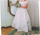 Изображение в Одежда и обувь Свадебные платья продам свадебное платье  размер 50 54   Для в Новочеркасске 6500