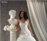 Изображение в Одежда и обувь Свадебные платья Продам свадебное платье Карина  коллекция в Шумерля 10000