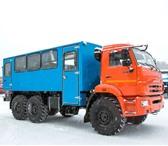 Изображение в Авторынок Вахтовый автобус Вахтовый автобус на шасси Камаз 43118 (6х6) в Ижевске 4150000