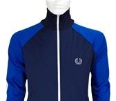Изображение в Одежда и обувь Спортивная одежда Темно-синяя олимпийка Fred PerryРукава синего в Москве 3000