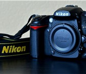 Изображение в Электроника и техника Фотокамеры и фото техника Продам Nikon D7000 body. Техническое состояние в Саратове 22000