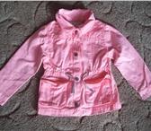 Foto в Для детей Детская одежда Ветровка для девочки,размер 92.В идеальном в Туле 650