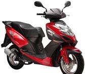 Изображение в Авторынок Скутер Продам скутер Sonik RVX 150, новый без пробега, в Красноярске 46000