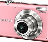 Фотография в Электроника и техника Фотокамеры и фото техника Продам фотоаппарат розового цвета,  FUJIFILM в Екатеринбурге 2500