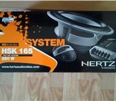 Фотография в Электроника и техника Аудиотехника Продам Акустическую систему HERTZ HSK 165 в Перми 12000