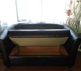 Изображение в Мебель и интерьер Офисная мебель Продам диван кож.зам. в отличном состоянии.С в Тамбове 7000