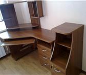 Фотография в Мебель и интерьер Столы, кресла, стулья Продаю удобный угловой компьютерный стол. в Рыбинске 4000