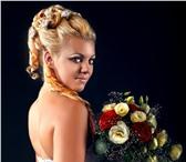 Foto в Одежда и обувь Свадебные прически Услуги парикмахера-визажиста на дому: стрижки, в Новороссийске 500