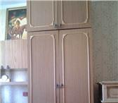 Изображение в Мебель и интерьер Мебель для спальни Срочно продаю шкаф для одежды цвет орех, в Братске 980