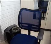 Foto в Мебель и интерьер Офисная мебель Вращающее легкое кресло.Регулируемая высота в Уфе 1500