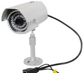 Изображение в Электроника и техника Видеокамеры Цветная уличная IP камера видеонаблюдения в Брянске 4200