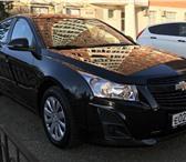 Изображение в Авторынок Аренда и прокат авто Сдам в аренду Chevrolet Cruze в отличном в Москве 1500