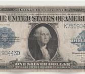 Foto в Хобби и увлечения Коллекционирование Старинная банкнота США 1 доллар 1923 Оригинал в Самаре 3500