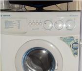 Foto в Электроника и техника Стиральные машины продам стиральную машину  Вятка  автомат в Североморск 1500