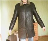 Фото в Одежда и обувь Мужская одежда Продаю натуральную дубленку б/у, черного в Улан-Удэ 5000