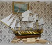 Фото в Хобби и увлечения Коллекционирование Модель корабля Victory итальянской фирмы в Владимире 125000