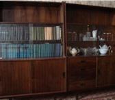 Foto в Мебель и интерьер Мебель для гостиной Книжный шкаф и сервант.  Пр-во Румыния. Натуральное в Уфе 0