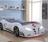 Foto в Для детей Детская мебель Новинка. Пластиковая 3D кровать-машинкаFERRARI в Екатеринбурге 2700
