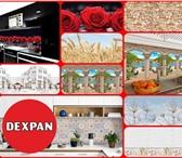 Foto в Строительство и ремонт Строительные материалы Кухонные фартуки DEXPAN с яркими фотографическими, в Москве 710
