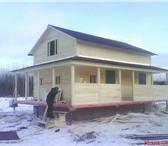Фотография в Строительство и ремонт Строительство домов Дома и бани из профилированного бруса.От в Москве 90000