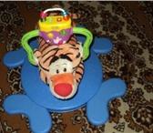 Foto в Для детей Детские игрушки Продам игрушку тигр попрыгун-качалку для в Новосибирске 2000