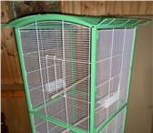 Изображение в Домашние животные Товары для животных Клетка-вольер для птиц, идеально подходит в Москве 6500