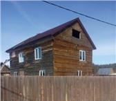 Foto в Недвижимость Продажа домов Дом (9*12) живописном месте с.Нижнекаменка в Новосибирске 1300000