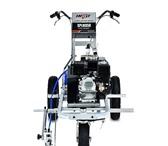 Фото в Строительство и ремонт Строительные материалы Машина для дорожной разметки HYVST SPLM 850Разметочная в Набережных Челнах 1