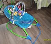 Фотография в Для детей Товары для новорожденных Fisher-Price Занимательное обучение - шезлонг в Ростове-на-Дону 2500