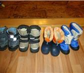Изображение в Для детей Детская обувь слева направо:1. мембранная зимняя обувь- в Екатеринбурге 500