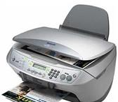 Фотография в Компьютеры Факсы, МФУ, копиры Продается струйный принтер Epson Stilys CX6600. в Новосибирске 1000