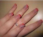 Фотография в Красота и здоровье Косметические услуги Предлагаю наращивание ногтей по гелевой системе. в Химки 1000
