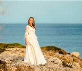 Фотография в Одежда и обувь Свадебные платья Продаю свадебное платье в отличном состоянии,молочного в Санкт-Петербурге 16000